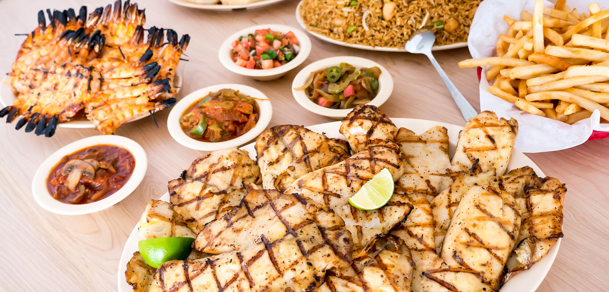 Mambo Seafood Affordable Houston Seafood Menu