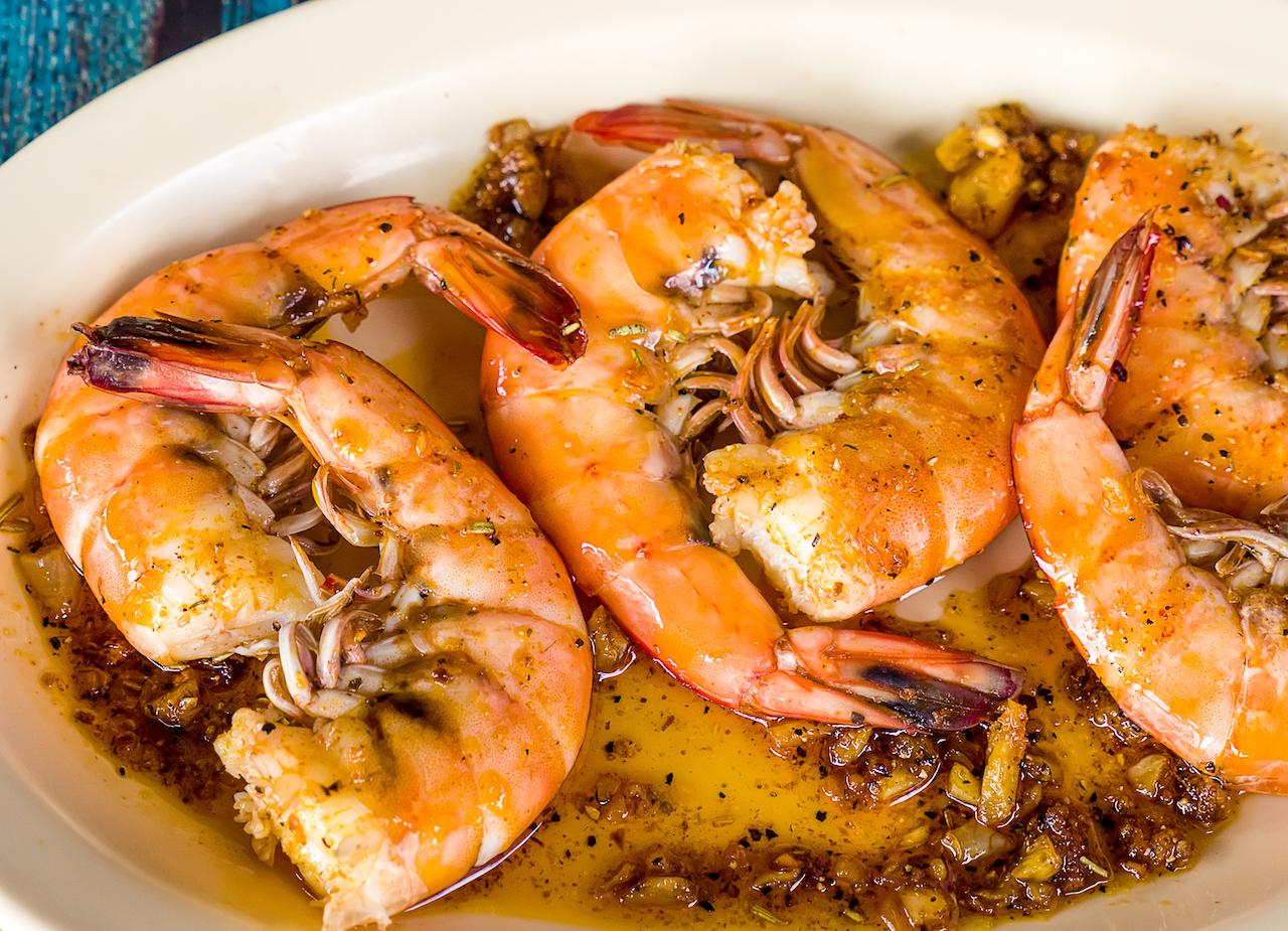 Mambo Style Shrimp
