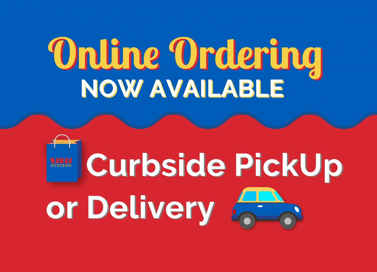 mambo curbside & delivery